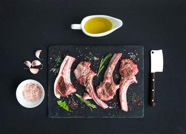 Lamb Loin Chops (4pcs)