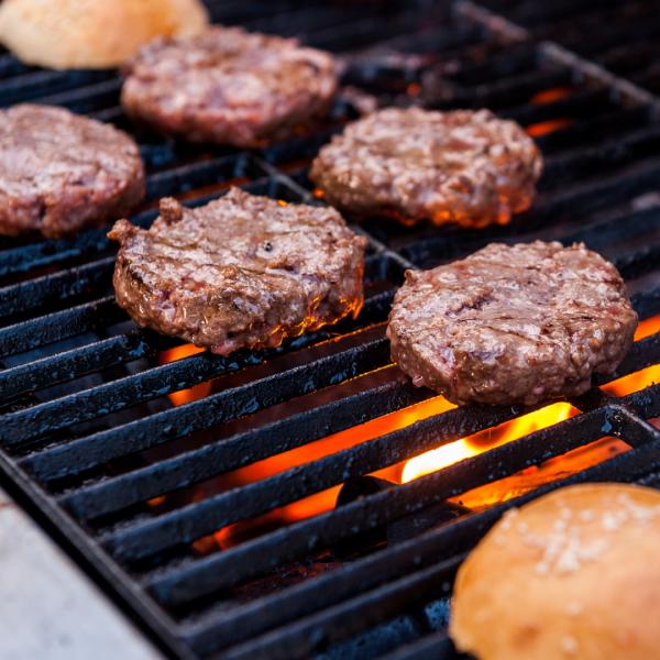 Angus Beef Burgers 6pcs (NZ)