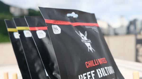 30g Biltong Chief Snack Pack Chilli Bites Beef Biltong Chief HK