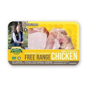 Free Range Chicken Breasts 400g (AUS)