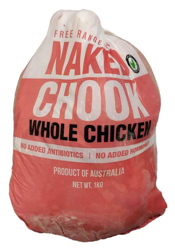 Free Range Chicken 1kg (AUS)