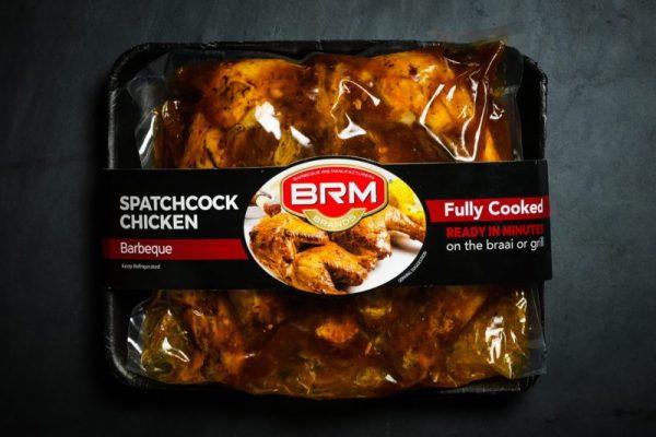 BBQ SPATCHCOCK CHICKEN 1.2KG