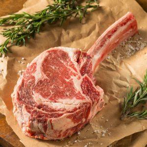 Angus Beef Tomahawk Steak