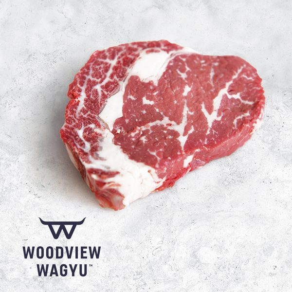 Wagyu Sliced Ribeye beef steak