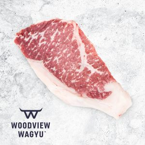 Wagyu Sliced Sirloin beef steak