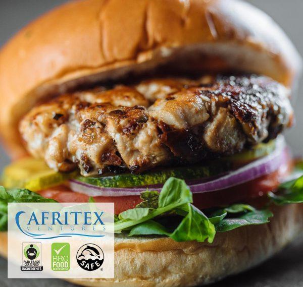 Gourmet Swordfish Burger (2pc 4oz each)