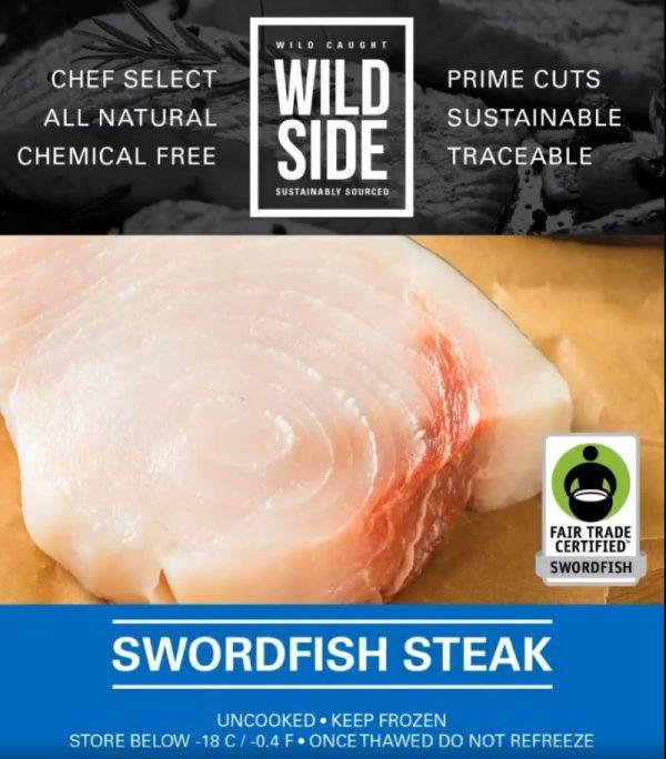 Swordfish Steak (8oz)