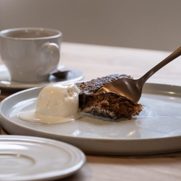 traditional malva pudding from south africa