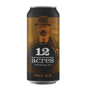 12 Acres Pale Ale Craft beer