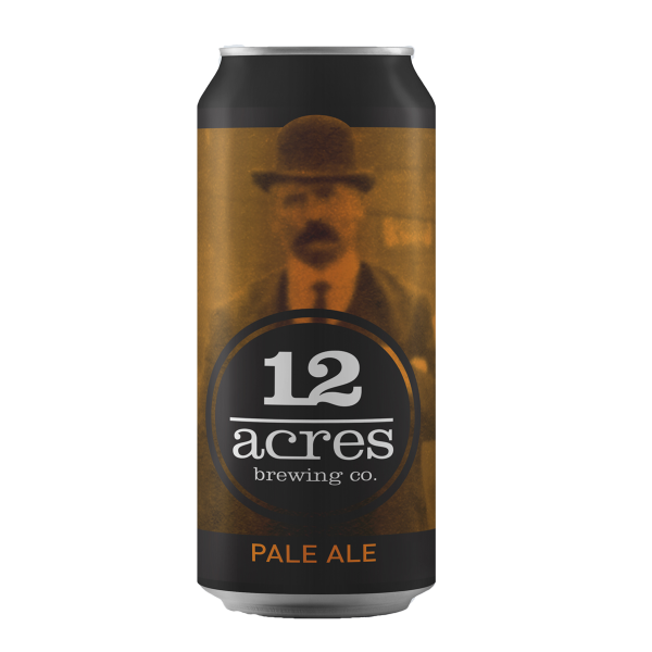 12 Acres Pale Ale Craft beer