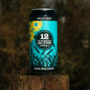 Pallet Jack IPA craft Beer