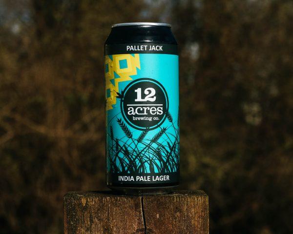 Pallet Jack IPA craft Beer