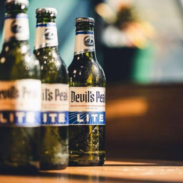 Devil's Peak Lager (6-bottles)