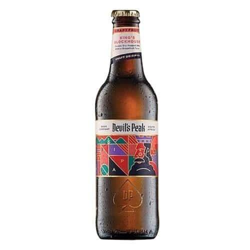 Devil's Peak Grapefruit IPA (6-bottles)