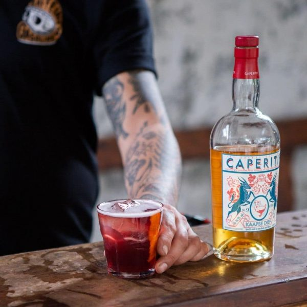 """Caperitif """"Cape Aperitif"""" Vermouth"""