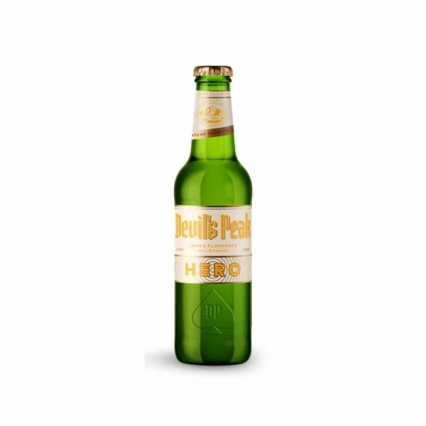 Devil's Peak Hero Lemon 0.5% (6-bottles)