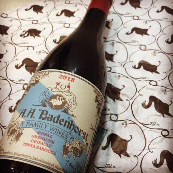 Red Wine_AA badenhorst