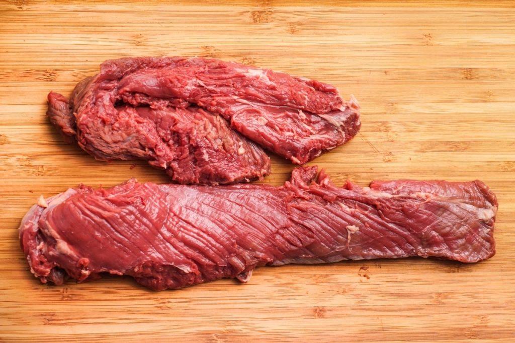 Beef Hanger Steak Whole