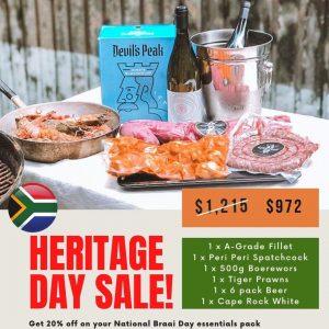 Heritage Day Hamper